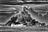 2013 09 30 - Le Mont St. Michel, France