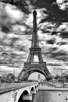 Eifel Tower III - Paris, France