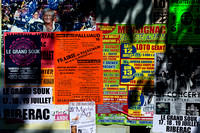 Posters - St Paul Lizonne, France